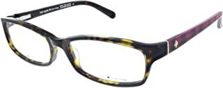 Eyeglasses Kate Spade Narcisa 0062 Havana Ptt Red