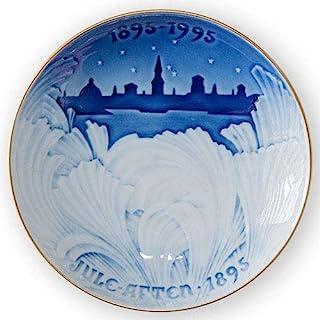 Bing & Grondahl 1895 - 1995 世纪圣诞盘,1895 主题 (4)