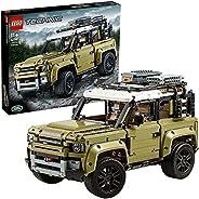 Lego乐高 Technic系列 Land Rover Defender 42110