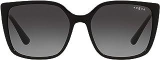 Vogue Eyewear 女式 Vo5353s 方形太阳镜