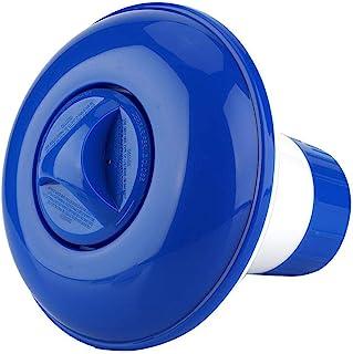 Enrilior 泳池化学分配器为室内和室外游泳池提供漂浮氯