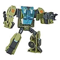 Transformers 變形金剛 Toys Cyberverse Ultra Class RACK'N'RUIN可動模型-與Energon裝甲結合使用可通電-適用于6歲及以上的兒童,6.75英寸/約17.15厘米