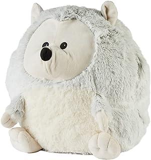 Warmies HW-HED-1 可加热柔软玩具,灰色
