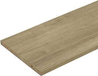 南海胶合板 艺术腰靠O型 灰胡桃 20×450×900mm O20-153-AJ