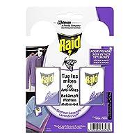 Raid 防蛀凝膠,用于保護衣服圖案,帶薰衣草香味(1 x 2件)