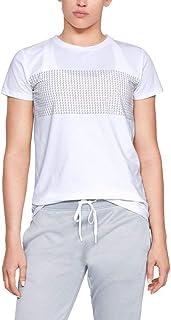 Under Armour 安德玛 女士Graphic Classic Crew Chest 标志短袖衬衫