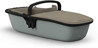 Quinny Lux 嬰兒車配件,適用于嬰兒車 Zapp Flex 和 Zapp Flex Plus,超輕嬰兒浴盆,堅固透氣,創新設計,適合從出生至6個月以上。 顏色 sand on grey