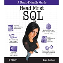 Head First SQL: Your Brain on SQL -- A Learner's Guide (English Edition)
