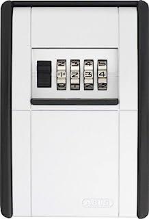 日本锁服务 ABUS 箱固定型 4位可变钻石 附卡及钥匙的包装盒 带表面 AB-KG2-B