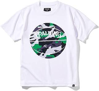 SPALDING 斯伯丁 篮球 青少年T恤 多鸭球 白色 150厘米 篮球