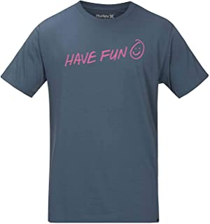 Hurley 男孩 B Have Fun S/S T 恤