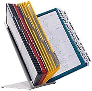 Durable 556700视觉黑板系统 (视觉书信 A4) 浅灰色 Tisch 30 Tafeln 浅灰色