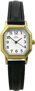 Limit 女式模拟石英手表聚氨酯表带 6599.01