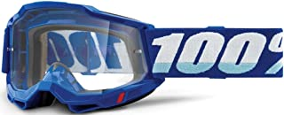 * Accuri 2 摩托车越野赛和山地自行车护目镜 - MX 和山地自行车赛车防*镜
