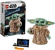 LEGO 乐高 星球大战系列 尤达宝宝 75318 模型玩具