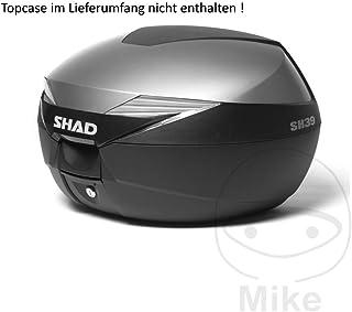 SHAD D1B39E15 Topcase 配件,银色
