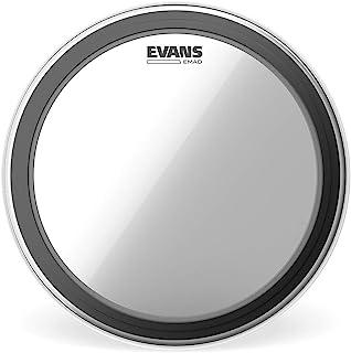 Evans EMAD 透明低音鼓头BD20EMAD  20 英寸