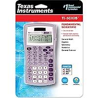 TI-30XIIS 科學計算器,薰衣草