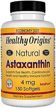 Healthy Origins蝦青素(AstaPure)4毫克,150粒軟膠囊