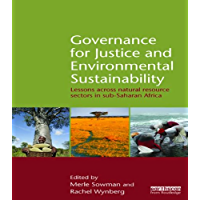 Governance for Justice and Environmental Sustainability: Les…