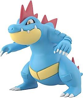 Pokémon Scale World《精灵宝可梦》微缩世界 城都地区 大力鳄(1个装) 食品玩具 口香糖 (《口袋妖怪》)