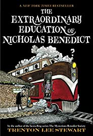 The Extraordinary Education of Nicholas Benedict (The Mysterious Benedict Society) (English Edition)