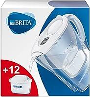 BRITA Marella Cool 滤水器水罐和 cartridges annual 装