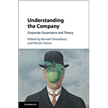 Understanding the Company: Corporate Governance and Theory (English Edition)