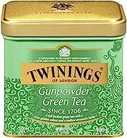 Twinings 川宁 伦敦火药散装茶罐,3.53盎司(6包),100克