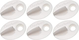 NUK Replacement valves Spill Proof Cup, Colors May Vary