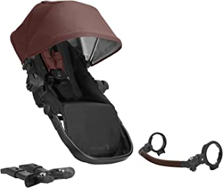 Baby Jogger *二座椅套件适用于City Select 2 婴儿车,环保系列,纯桑蚕色