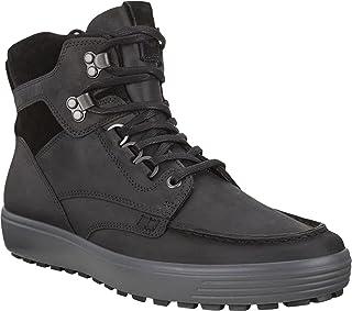 ECCO 男士 7 Tred 莫卡辛鞋头软皮靴运动鞋