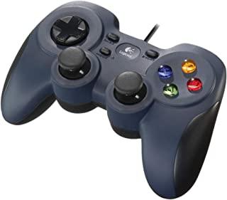 LOGICOOL 罗技 Gamepad F310r 游戏手柄 深蓝色 流畅操作FINAL FANTASY XIV:新Eorzea Windows版本