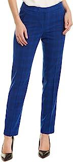 Tahari ASL 女士镶边口袋长裤