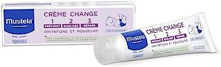 Mustela SC CREME CHANGE 1-2-3 100 毫升 /CREME VOOR DE LUIERWISSEL 1-2-3 100 毫升