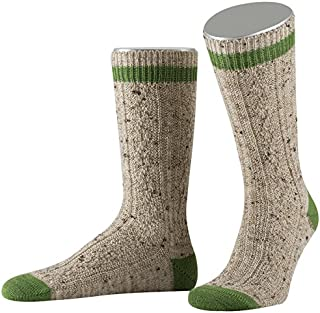Lusana 男士传统袜