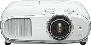 Epson 爱普生 4k Pro-UHD 3LCD投影仪 EH-TW7100(对比度100000:1,白-彩色亮度3000流明,集成10W音箱)