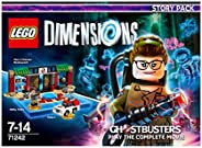 LEGO 尺寸 Ghostbusters Story Pack