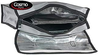 Cosmo – 防火文件袋 – 防火袋组合 – 防水和防火钱袋 – 防火*带拉链储物袋 – 大尺寸小文件* – 防水文件袋