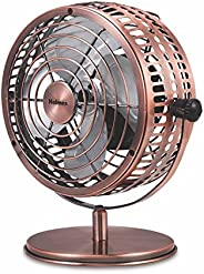 Holmes Heritage 桌面风扇, 6-inch, Brushed Copper