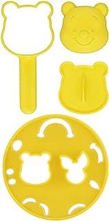 SKATER 斯凯达 3D 立体 饭团模具套组 小熊维尼 Winnie Pooh 迪士尼 日本制 LKON1