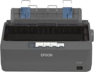Epson 爱普生 LQ-350,24 pins,53 dB 22W,200 V - 240 V AC,C11CC25001 (22W,200 V - 240 V AC 并行,串行,USB 2.0)