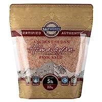 古海洋喜馬拉雅粉色鹽 2 S 碼 5 lb Bag