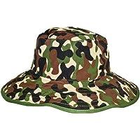 BANZ * UPF 可调节双面渔夫帽