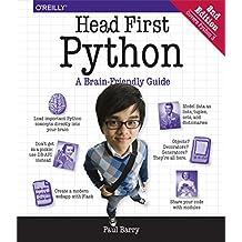 Head First Python: A Brain-Friendly Guide (English Edition)
