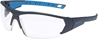 UVEX 优维斯 i-Works 护目镜 9194 - 防刮防雾,* UV-400保护 - *眼镜带透明镜片 - 工作眼镜带防雾和防刮涂层