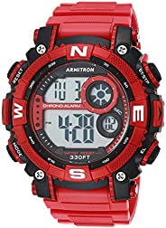 Armitron Sport Men's 40/8284 Digital Chronograph W