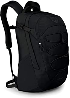 Osprey Quasar 男士笔记本电脑背包,Black