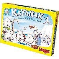 HABA Kayanak An 北極冒險游戲