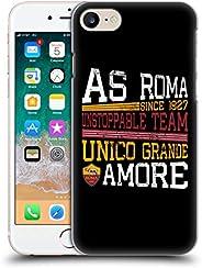 AS Roma,硬质手机壳适用于 iPhone 7 / iPhone 8